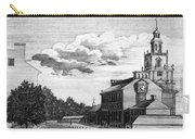 Independence Hall, 1778 Carry-all Pouch
