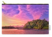 Indian Ocean Sunset Carry-all Pouch
