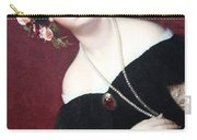 Ingres' Madame Moitessier Abstract Carry-all Pouch