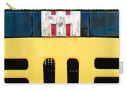 International Grille Emblem Carry-all Pouch
