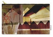 Interstate 10- Exit 259a- 29th St / Silverlake Rd Underpass- Rectangle Remix Carry-all Pouch