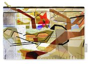 Interstate 10- Exit Out West- Where Life Begins New- Rectangle Remix Carry-all Pouch