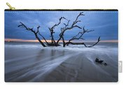 Into The Blue Carry-all Pouch by Debra and Dave Vanderlaan