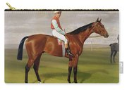 Isinglass Winner Of The 1893 Derby Carry-all Pouch