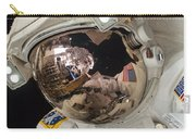 Iss Expedition 38 Spacewalk Carry-all Pouch