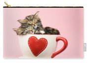 It Must Be Love Carry-all Pouch by Greg Cuddiford