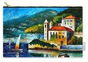 Italy Lake Como Villa Balbianello Carry-all Pouch
