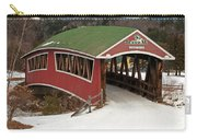 Jackson Cross Country Skiing Bridge Carry-all Pouch