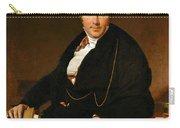 Jacques-louis Leblanc Carry-all Pouch