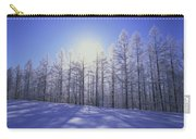 Japanese Larch Hokkaido Japan Carry-all Pouch