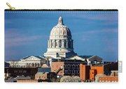 Jefferson City - Missouri - Missouri Carry-all Pouch