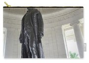 Jefferson Memorial # 6 Carry-all Pouch
