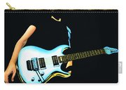 Joe Satriani Painting Carry-all Pouch