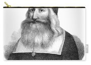 John Clark (1598-1664) Carry-all Pouch