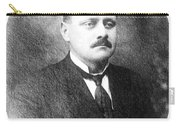 John Flammang Schrank (1876-1943) Carry-all Pouch