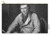 John Hunter (1728-1793) Carry-all Pouch