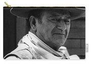 John Wayne Rio Lobo Old Tucson Arizona 1970 Carry-all Pouch