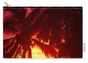 Kamaole Nights Carry-all Pouch