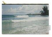 Kapalua Surf Honokahua Maui Hawaii Carry-all Pouch