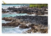 Keanae Lava Rock Carry-all Pouch