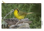 Kentucky Warbler Carry-all Pouch