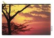 Kenyan Sunset Carry-all Pouch