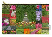 Keukenhof Gardens Collage Carry-all Pouch