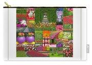 Keukenhof Gardens Poster Carry-all Pouch
