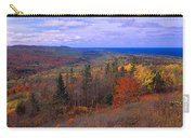 Keweenaw Peninsula And Copper Harbor Carry-all Pouch