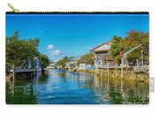 Key Largo Canal 3 Carry-all Pouch