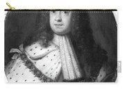 King George I (1660-1727) Carry-all Pouch