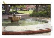 La Purisima Fountain Carry-all Pouch