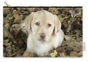 Labrador Retriever Puppy Carry-all Pouch