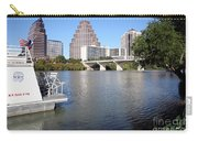 Lady Bird Lake Carry-all Pouch