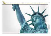 Lady Liberty  Carry-all Pouch by Jaroslav Frank
