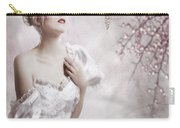 Lady Carry-all Pouch by Svetlana Sewell