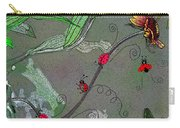 Ladybug Slide Carry-all Pouch