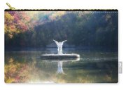 Lake Angel Carry-all Pouch