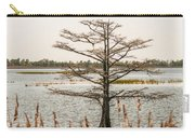 Lake Mattamuskeet Nature Trees And Lants In Spring Time  Carry-all Pouch