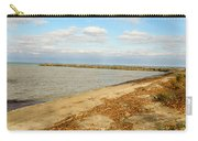 Lake Ontario Shoreline Carry-all Pouch