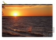Lake Ontario Sunset Carry-all Pouch