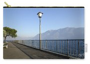 Lakefront With Mountain Carry-all Pouch