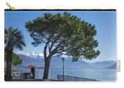 Lakeside With Trees Carry-all Pouch
