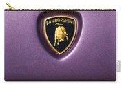 Lamborghini Diablo Se Roadster Emblem Carry-all Pouch