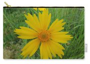 Lanceleaf Coreopsis Carry-all Pouch