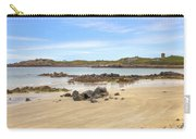 L'ancresse Bay - Guernsey Carry-all Pouch by Joana Kruse