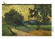Landscape At Twilight Carry-all Pouch