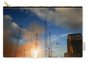 Launch Of Soyuz Vs07 2014 Carry-all Pouch