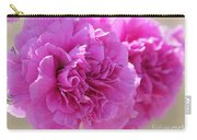 Lavender Carnations Carry-all Pouch