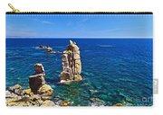 Le Colonne - San Pietro Island Carry-all Pouch